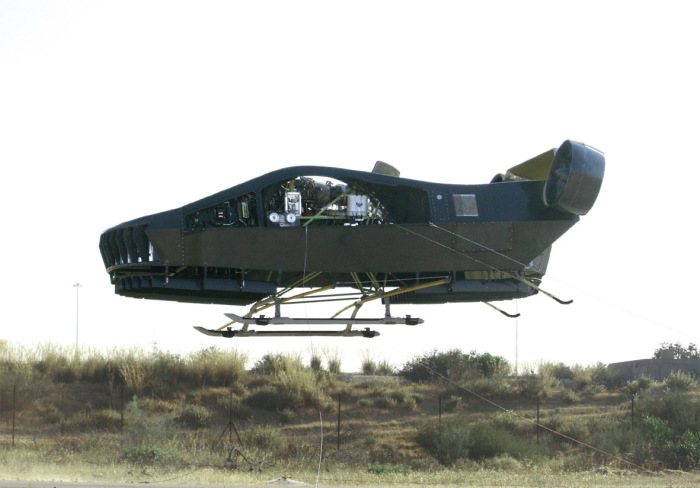 Воздушная скорая помощь AirMule.