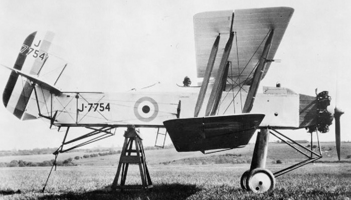 Armstrong Whitworth - Ape.