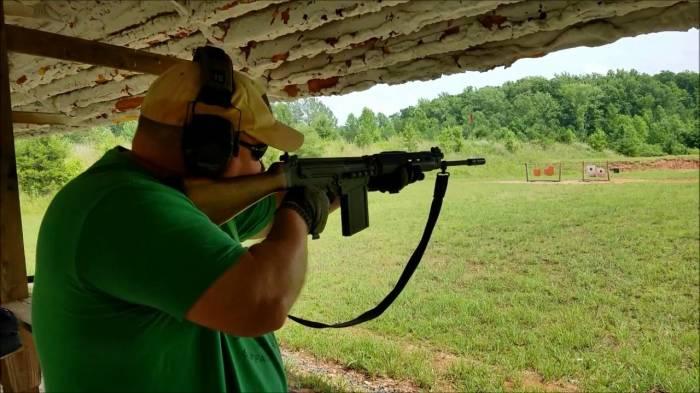 Куда важнее, что круто стреляет. youtube.com.