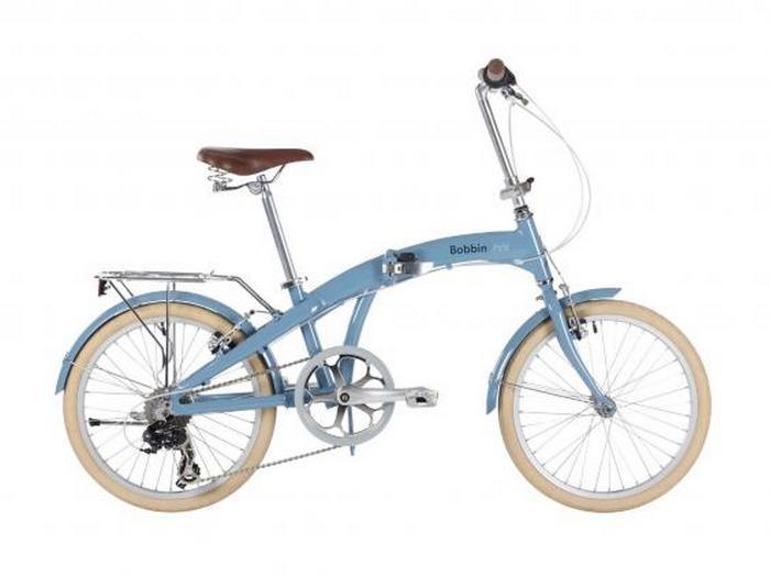 Складной велосипед Bobbin Bicycles Fold.