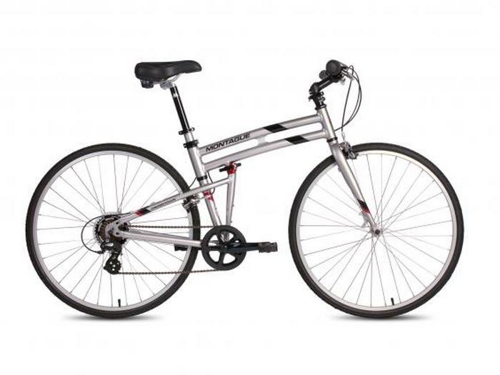 Складной велосипед Montague Crosstown.