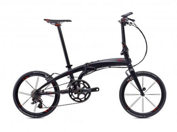 Складной велосипед Tern Verge X20.