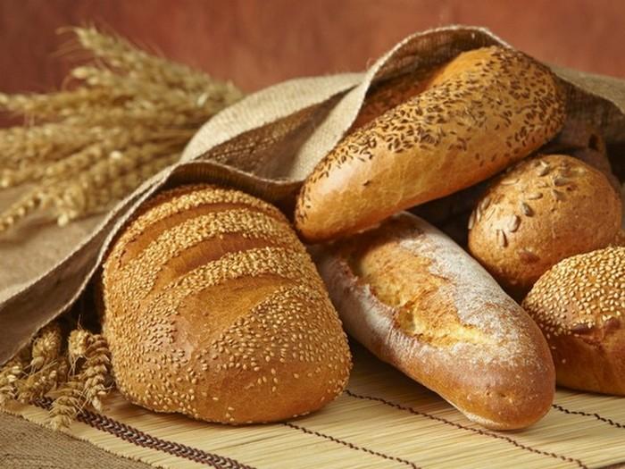 Хлеб с броматом калия.