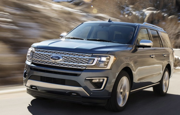 Ford Expedition 2018.