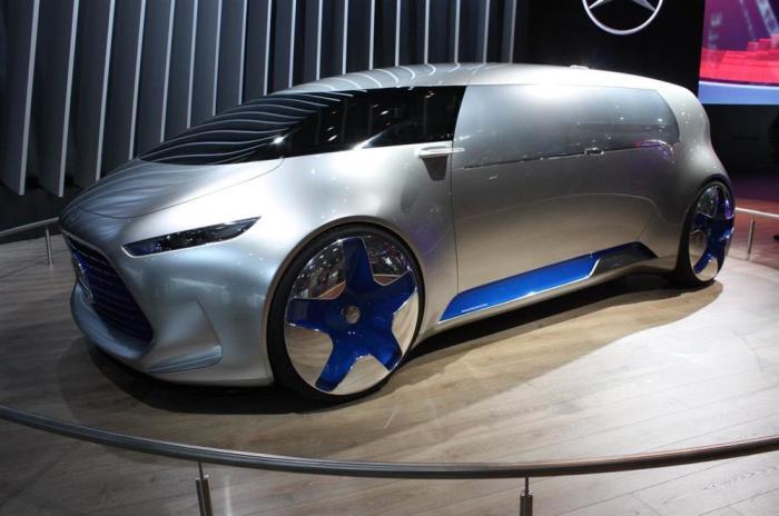 В будущем все машины будут как сосиски.