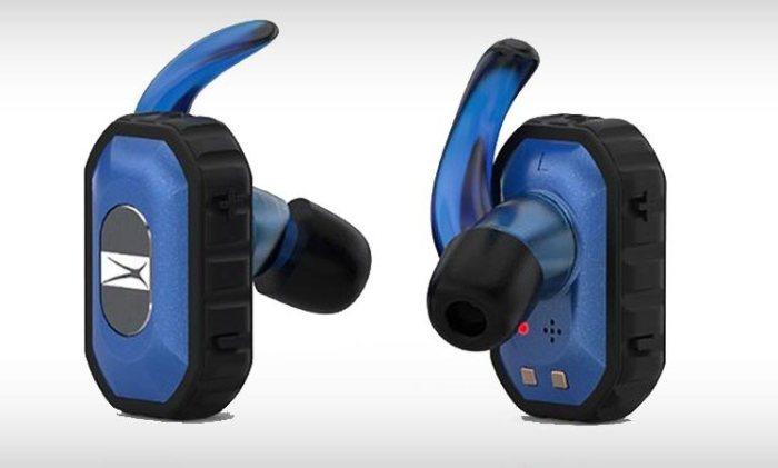 Беспроводные фитнесс-наушники Freedom Earbuds.