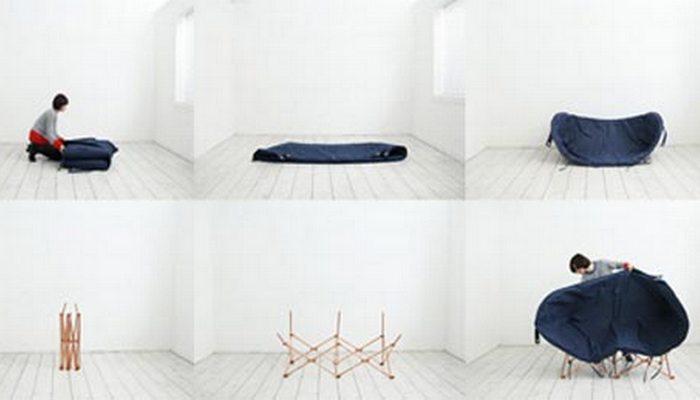 KAMP Sofa.