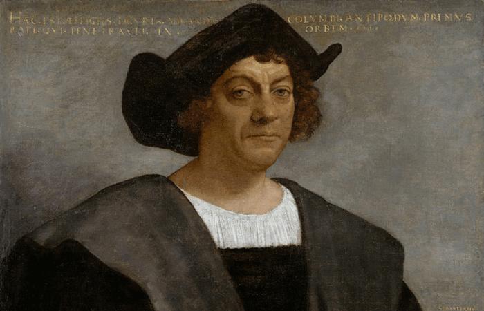 Христофор Колумб./фото: listverse.com