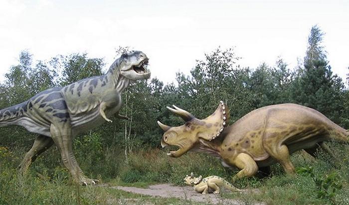 Сегодня смешно: птицы - не динозавры.