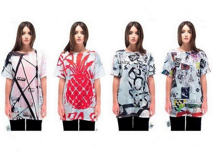 Дорожный гаджет: рубашка Q-Shirts от Utzu.