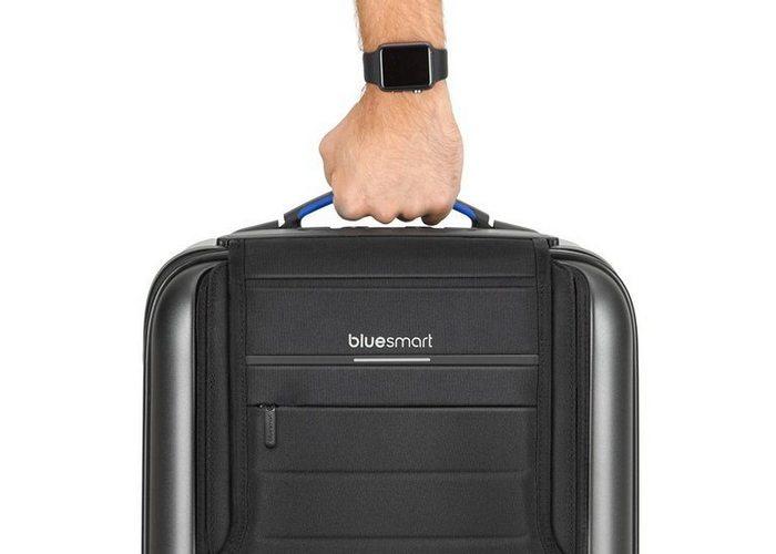 Дорожный гаджет: чемодан Bluesmart One.