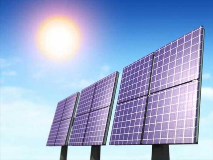 Солнечная энергия.