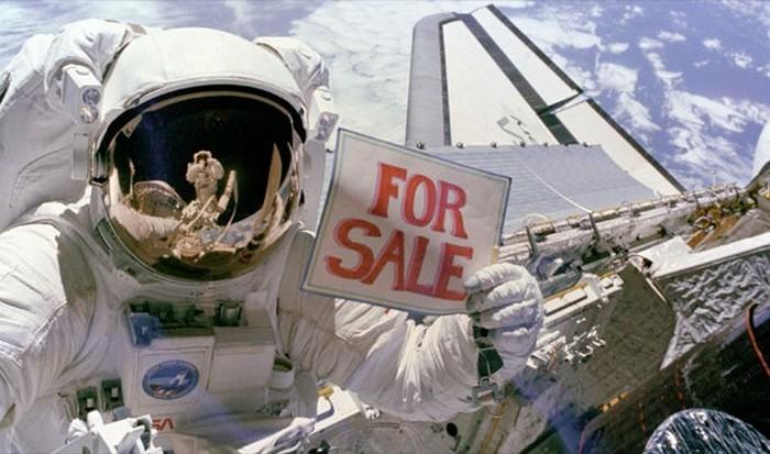 Космический туризм.