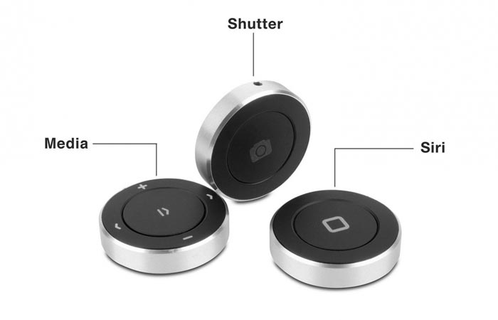Кнопка для взаимодействия со смарфоном.