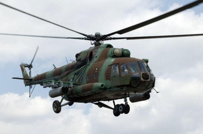 Вертолет - сложный механизм. |Фото: twitter.com.