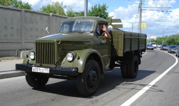 На их базе делали автобусы. |Фото: gaz51.ru.