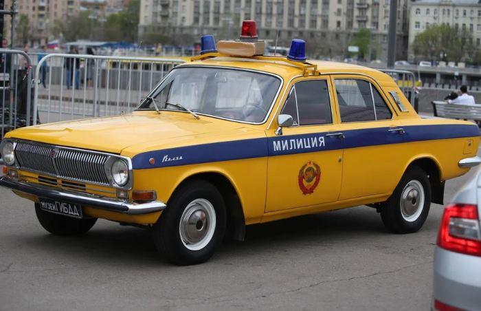 Самый узнаваемый автомобиль ГАИ. |Фото: auction.ru.