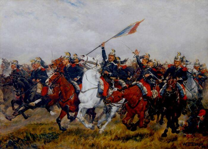 В моду брюки галифе вошли после Франко-прусской войны. |Фото: keywordsbasket.com.