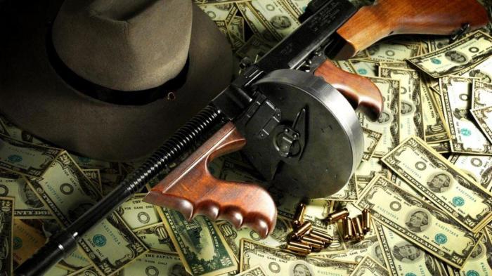Самые криминальные пушки Америки.