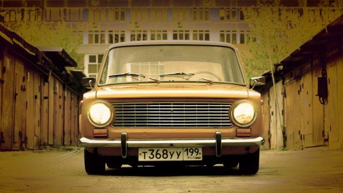 Желтые фары - круто. |Фото: yandex.kz.