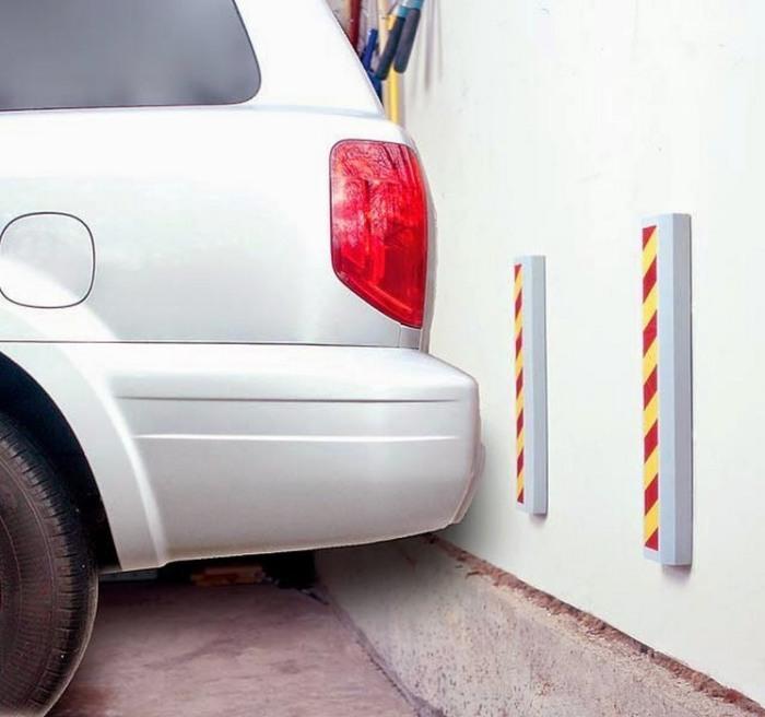 Bumper Guards - идеальная гаражная парковка.