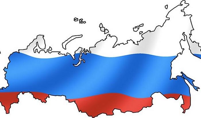 Россия лидирует.