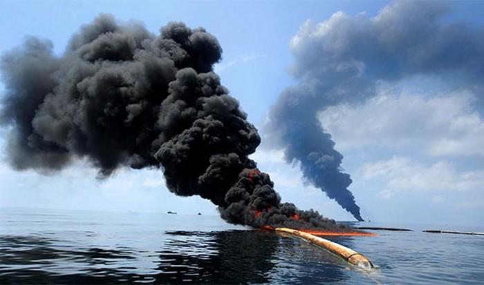 В США тяжелая экологическая ситуация.