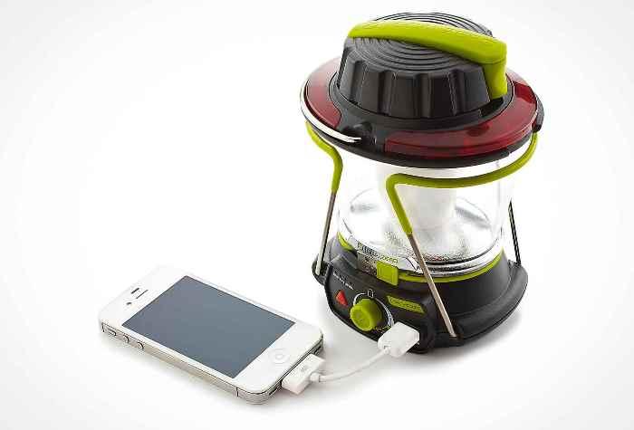 Фонарь-аккумулятор Goal Zero Lighthouse LED Lantern.