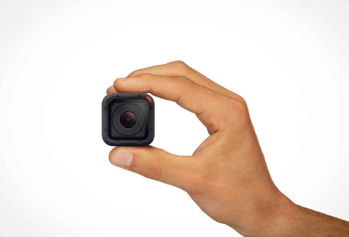 Новая экшн-камера GoPro HERO4.