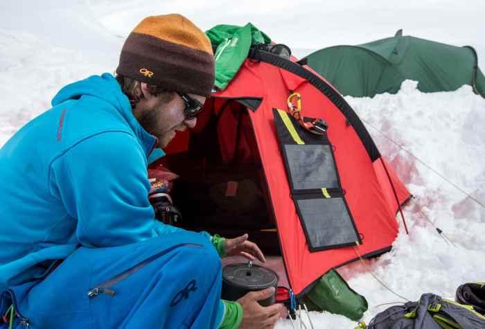 Мобильная солнечная панель Nomad.