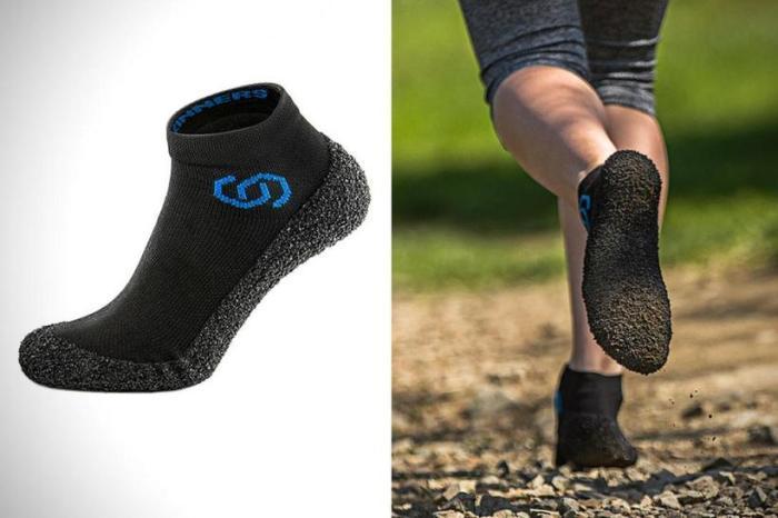 Вместо обуви сойдут.
