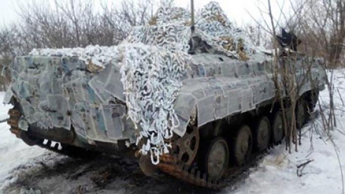 Замечены случаи были и в зоне АТО в Украине. |Фото: fishki.net.