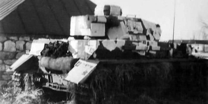 Метод использовали еще на Второй мировой войне. |Фото: panzer35.ru.