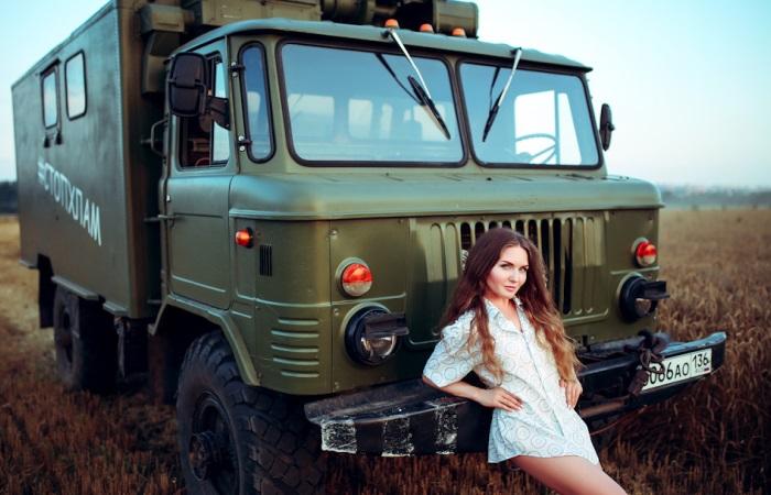 Что можно поставить против ГАЗ-66 на иностранном рынке.