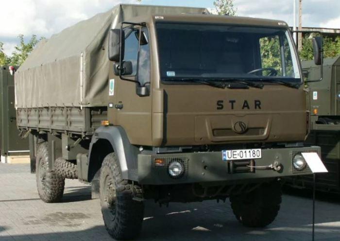 Польский красавец Star 944.