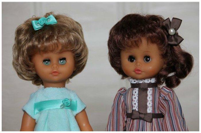 Отличные были куклы.