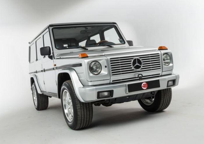 Знаменитая и всеми любимая модель G36 AMG.