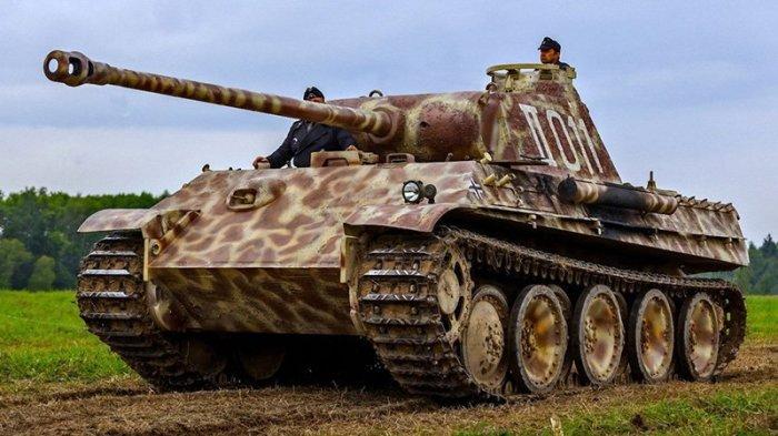 Такие танки были очень тяжелыми. |Фото: chert-poberi.ru.