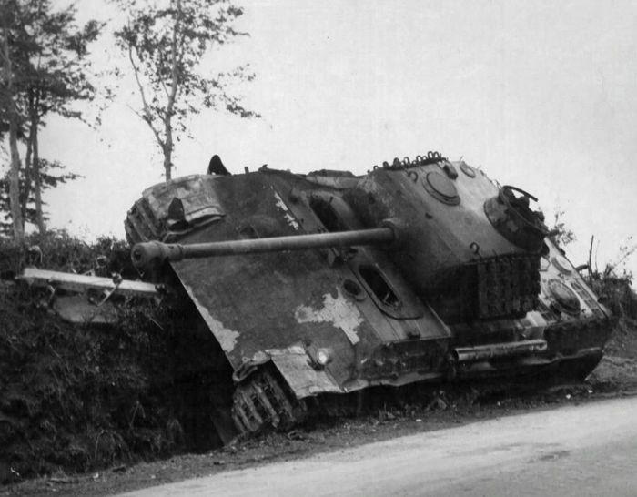 Решение также делало танки дороже в производстве. |Фото: pinterest.ru.