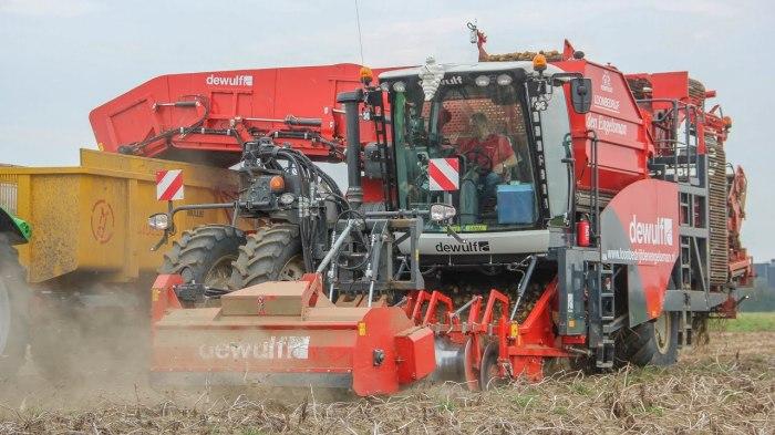 Немецкие машины впечатляют. |Фото: youtube.com.