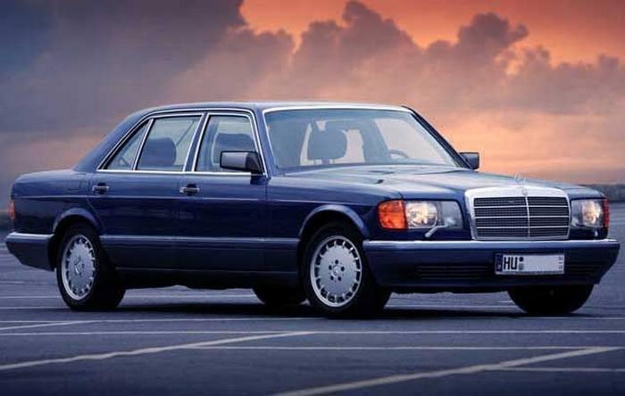 Mercedes-Benz 560SEL 6.9.