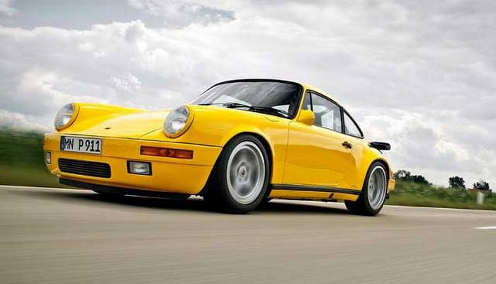 RUF CTR Yellowbird.