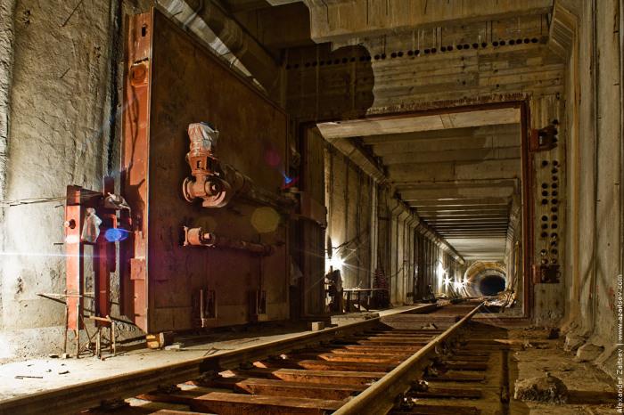 Есть еще и в тоннелях. |Фото: azaitsev.com.