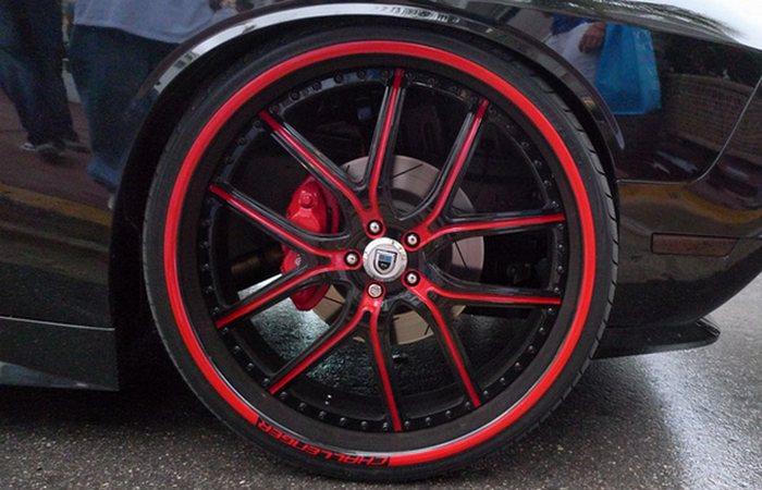 Большие колёса и прочие автомобильно-дизайнерские инновации.