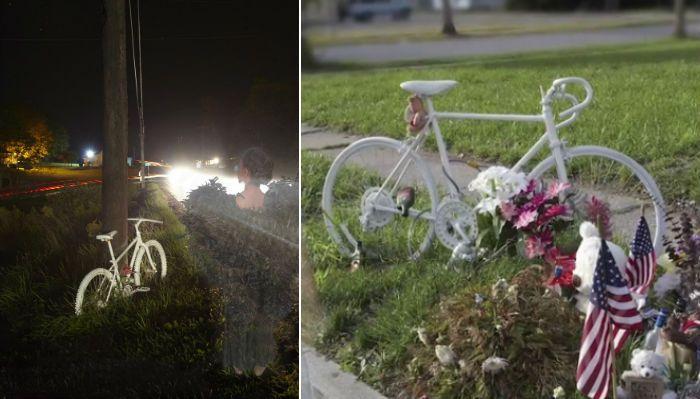 Призраки велосипедов - о безопасности и о любви.