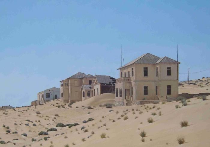 Колманскоп (Намибия).