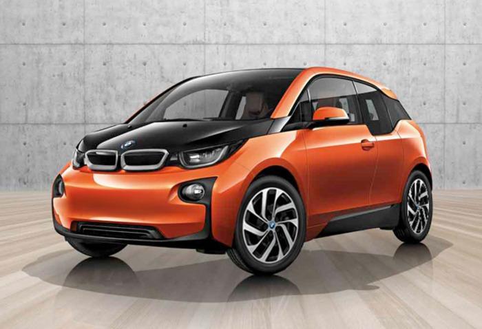 BMW i3 и другие самые ожидаемые гибриды 2017 года.