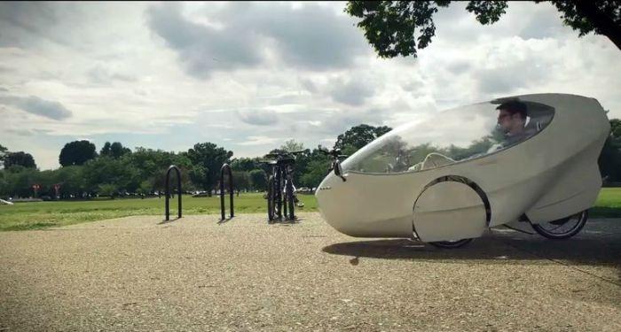 GinzVelo - новый подход к велопрогулкам.