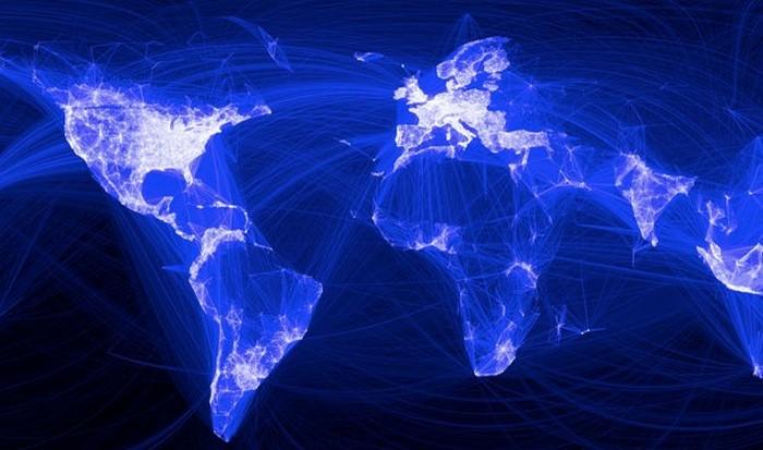 Глобальная сеть: 204 млн e-mail в минуту.