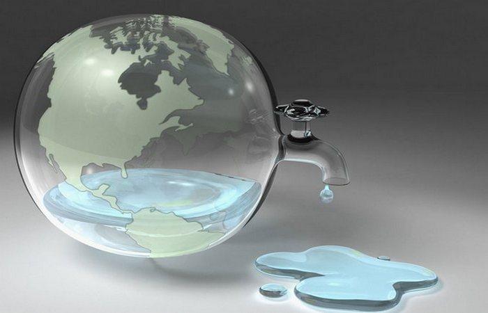 Глобальные проблемы: пресная вода и электроэнергия.